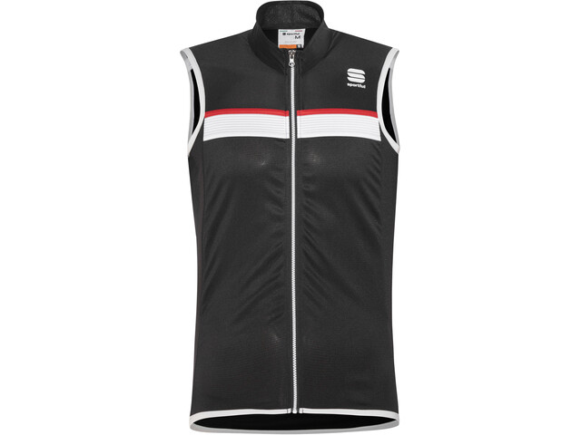 a865604e15f936 Sportful Pista Bike Jersey Sleeveless Men black at Bikester.co.uk